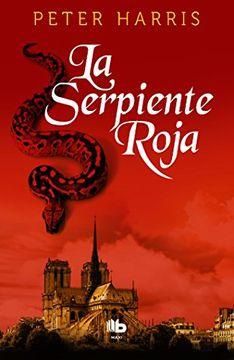 portada La serpiente roja (B DE BOLSILLO MAXI)