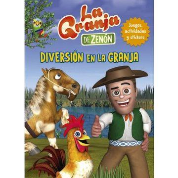 portada GRANJA DE ZENON. DIVERSION EN LA GRANJA
