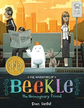 portada The Adventures of Beekle: The Unimaginary Friend