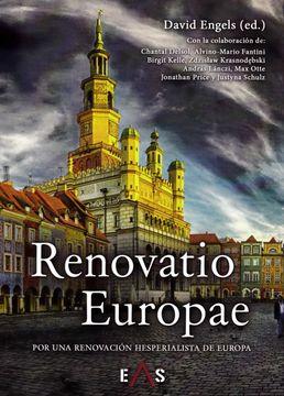 portada Renovatio Europae: Por una Renovación Hesperialista de Europa
