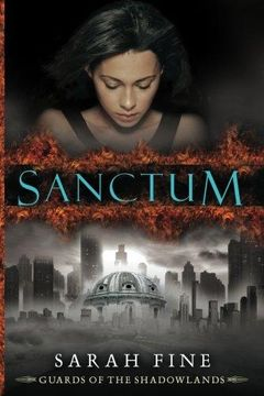 portada Sanctum (Guards of the Shadowlands) (libro en Inglés)