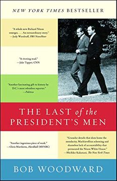 portada The Last of the President's men (libro en Inglés)