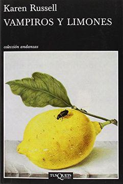 portada Vampiros y limones