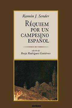 portada Réquiem por un Campesino Español