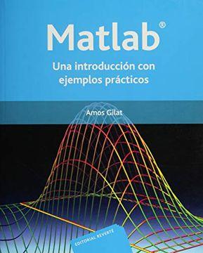 portada Matlab: Una Introduccion con Ejemplos Practicos