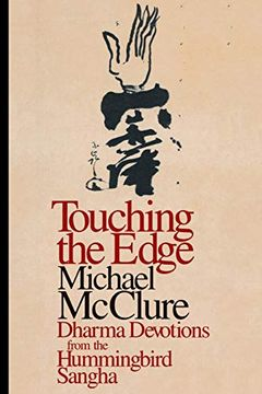 portada Touching the Edge: Dharma Devotions From the Hummingbird Sangha (libro en Inglés)