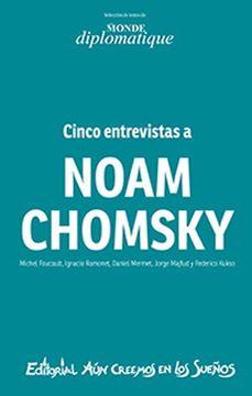 portada Cinco Entrevistas a Noam Chomsky
