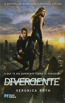 portada Divergente