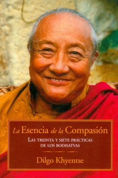portada La Esencia de la Compasión