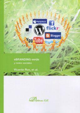 portada Ebranding Verde Y Redes Sociales