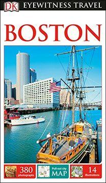 portada DK Eyewitness Travel Guide Boston (Eyewitness Travel Guides)