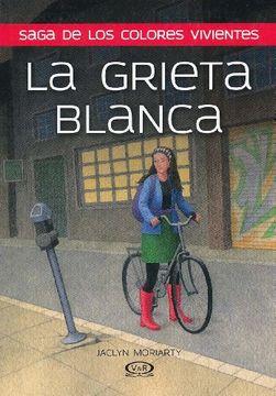 portada Grieta Blanca, la