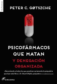 portada Psicofarmacos que Matan y Denegacion Organizada