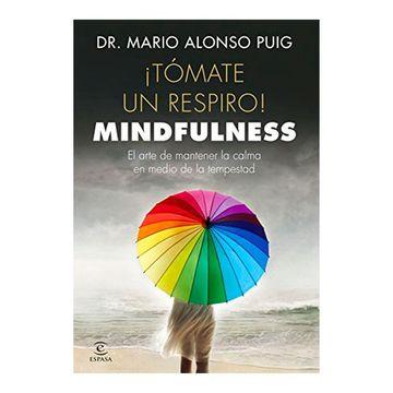 portada Tómate un Respiro! Mindfulness