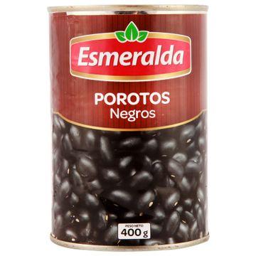 portada POROTOS NEGROS (400g) marca Esmeralda