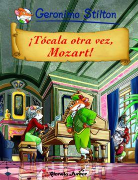 portada Tócala Otra Vez, Mozart!