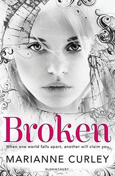 portada Broken (Avena Trilogy 2)