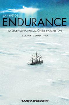 portada Endurance - Edición Aniversario-