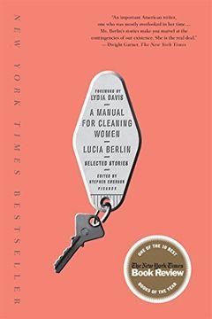 portada A Manual for Cleaning Women (libro en Inglés)