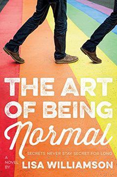 portada Art of Being Normal (libro en inglés)