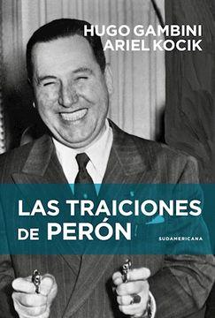 portada Traiciones de Peron