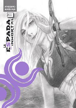 portada La Espada del Inmortal nº 03/15