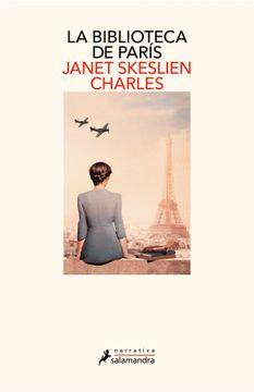 portada Biblioteca de Paris, la