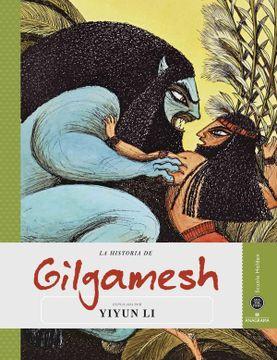 portada Gigalmesh (Literatura Infantil y Juvenil)