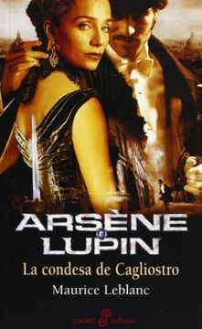 portada Arsene Lupin: La Condesa de Cagliostro