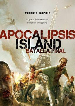 portada Apocalipsis Island. La Batalla Final