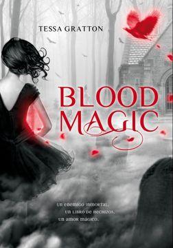 portada Blood Magic (Jornadas de Sangre 1) (Ellas de Montena)
