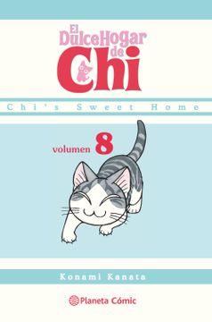 portada Dulce Hogar de chi n⺠08 (el Dulce Hogar de Chi)