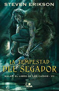 portada La Tempestad del Segador (Malaz: El Libro de los Caídos 7)
