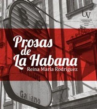 portada Prosa de la Habana