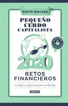portada Libro Agenda: Pequeño Cerdo Capitalista 2020