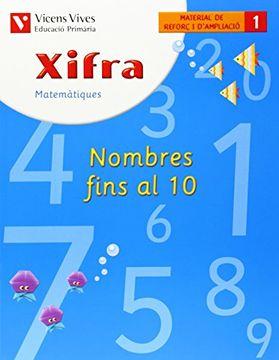 portada Xifra Q-1 Nombres Fins Al 10