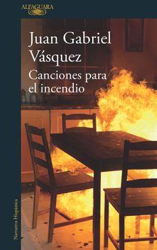 portada Canciones Para el Incendio
