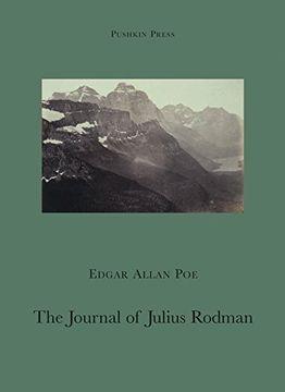 portada The Journal of Julius Rodman (Pushkin Collection) (libro en Inglés)