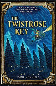 portada The Twistrose Key (libro en Inglés)