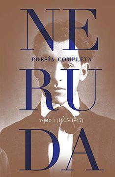 portada Poesía Completa. Tomo 1 (1915-1947)