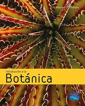 portada Introducción a la Botánica