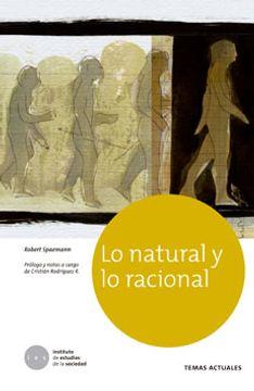 portada Lo Natural y lo Racional