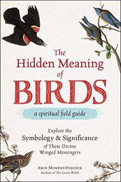 portada The Hidden Meaning of Birds--A Spiritual Field Guide: Explore the Symbology and Significance of These Divine Winged Messengers (libro en Inglés)