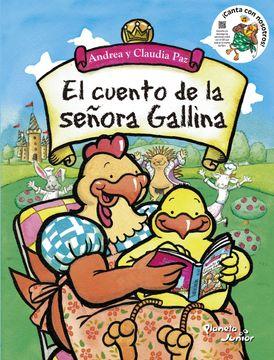 portada El Cuento de la Señora Gallina