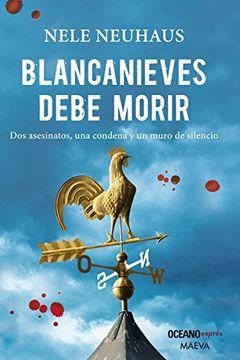 portada Blancanieves Debe Morir