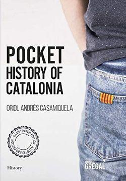 portada Pocket History of Catalonia (libro en Inglés)