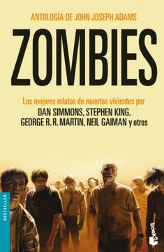 portada Zombies nê 1254. Booket.