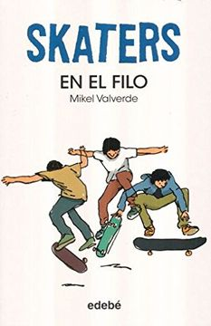 portada En el Filo / Skaters