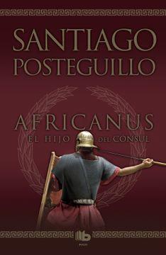 portada Africanus. El Hijo del Consul