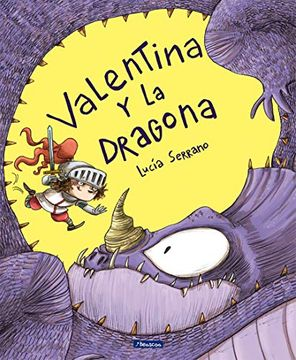 portada Valentina y la Dragona